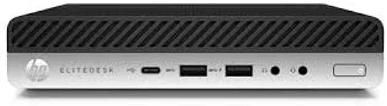 HP ProDesk 600 G3 SFF Mini Desktop 3.4GHz i5 7500 8GB 500GB W10P 1JX21UC Puesto de Trabajo