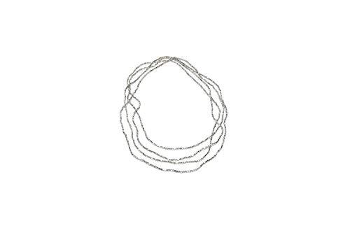 VESTOPAZZO MI1000 - COLLANA MICROPEPITE (180cm).