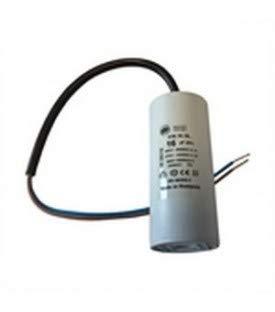 Condensador 16 uf 450 V d.40 x al.92 mm con cables EN 60252-1 chiskoit N-H999XLV96