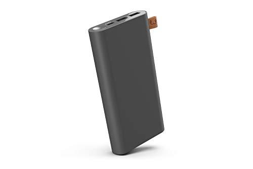 Fresh 'n Rebel Powerbank 18000 mAh USB-C | Portable charger - 2-ports USB-C & USB – Storm Grey