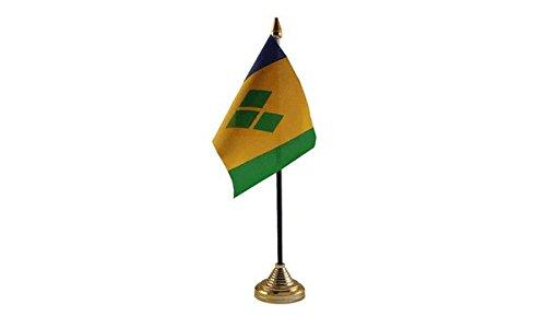 United drapeaux ST Vincent et les Grenadines Drapeau de table