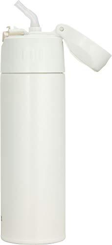 サーモス 真空断熱ストローボトル クリームホワイト 550ml FHL-551 CRW