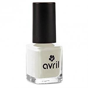 AVRIL - Top Coat Mat - Application Facile, Non Testé sur les Animaux - Séchage Rapide - Produit Vegan - 7ml