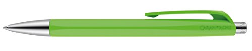 Caran d'Ache 888 Infinite Ballpoint Pen, Spring Green Resin Hexagonal Barrel (888.470)