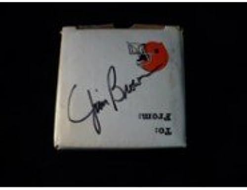 mejor opcion Firmado marrón, marrón, marrón, Caja de Jim Taza de café (Taza incluido) Autografiada  hasta 60% de descuento