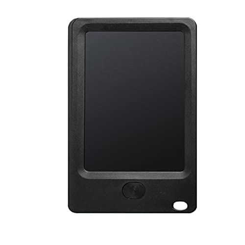 Wihgfcv Lavagna Drawing elettronico Schermo LCD Screen Scrittura Tablet Digital Graphic Drawing Electronic Handwriting Pad Board + Pen 4.4    8.5    12    (Color : Dark Grey)