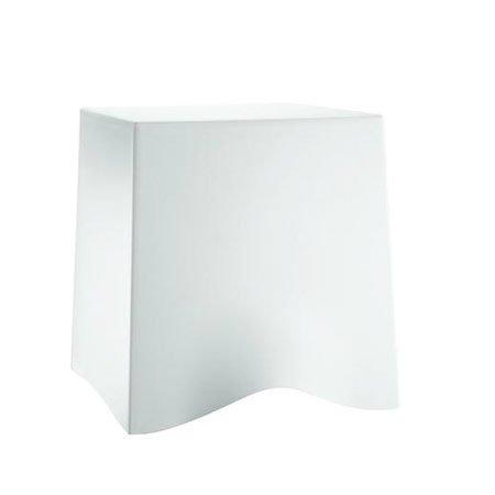Koziol BRIQ - Sgabello, Colore: Bianco