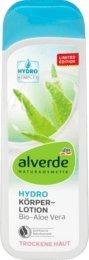 alverde NATURKOSMETIK alverde Hydro Körperlotion Aloe Vera, 250 ml