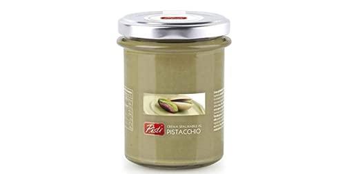 Crema spalmabile al Pistacchio di Sicilia, 45%, 200 gr, Made in Bronte
