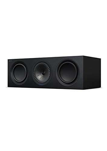 KEF Q650c Schwarz Lautsprecher, Centerlautsprecher| HiFi | Heimkino | Dolby Surround | Dolby Digital | Boxen | High End