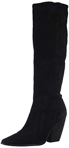 Charles by Charles David Women's Nyles Fashion Boot, Black, 7 M US
