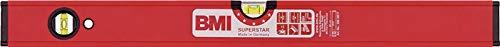 BMI Alu-Profil Wasserwaage Superstar + 2...
