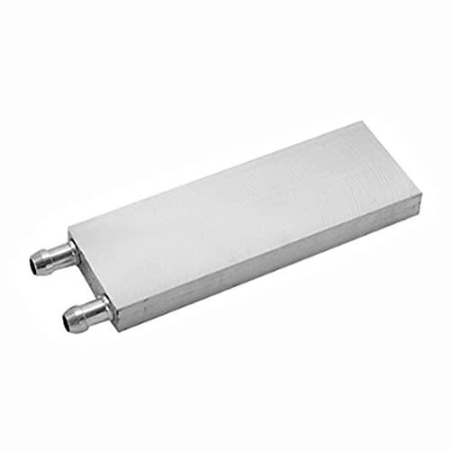 RUMUI Radiador de CPU 40 80120160200240mm disipador de Calor de refrigeración por Agua para Ordenador portátil de Aluminio de 240mm para refrigeración líquida a Juego
