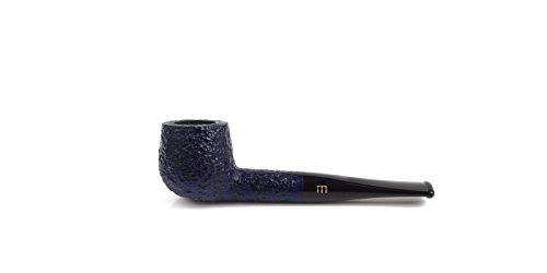 Pipa Minuto Savinelli rusticata blu (6 mm, 109)