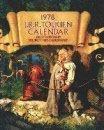 1978 J. R. R. Tolkien Calendar - Illustrations By the Brothers Hildebrandt