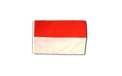 Fahne Flagge Monaco 30 x 45 cm
