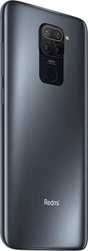 "Xiaomi Redmi Note 9 Smartphone 3GB 64GB 48MP Quad Kamera Hotshot 6.53"" FHD+ DotDisplay 5020 mAh 3.5mm Headphone Jack Schwarz, 6941059652014_SML - 6"