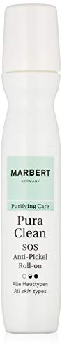 Marbert PuraClean SOS Anti-Pickel Roll-On, 1er Pack (1 x 15 ml)