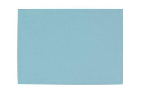 Tom Tailor 575453 T-Dove Lot de 6 Sets de Table Coton Vert 35 x 50 cm