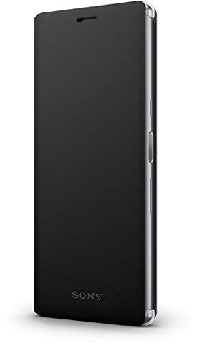 Sony Style Cover Stand SCSI10 für Xperia 10, Schwarz