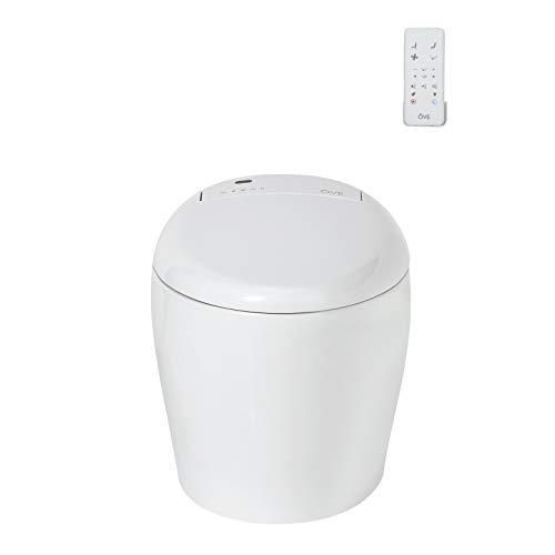 Ove Decors Tuva Tankless Toilet
