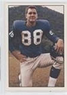 Pat Summerall (Football Card) 1981 TCMA Greats - [Base] #27