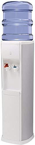 Acondicionador de aire de la botella de suministro de agua Caliente y frío Hervidor de alimentación Cooler Inicio,White