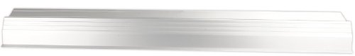 Horrex Alu Schwelle für Plissee Fliegenschutztür