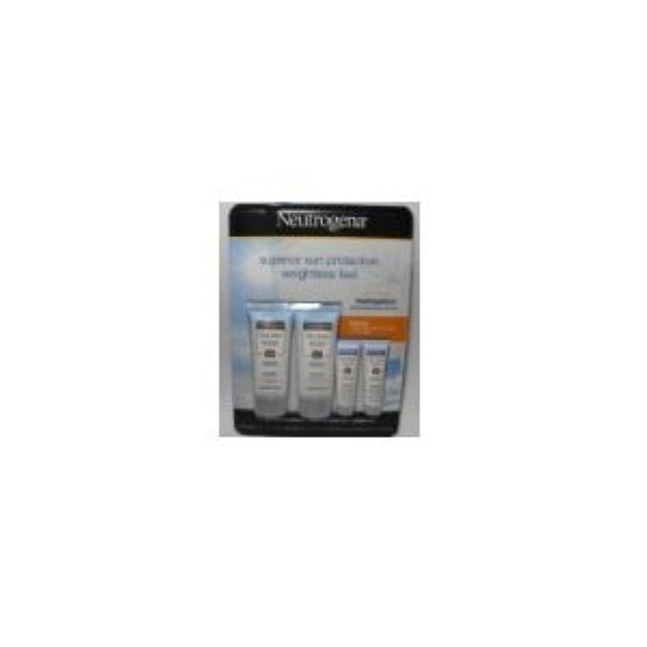 お買い得セット Neutrogena - ニュートロジーナ ドライタッチ サンブロック SPF55 (ウルトラシアー) Ultra Sheer Dry-Touch Sunblock SPF55 海外直送品?並行輸入品
