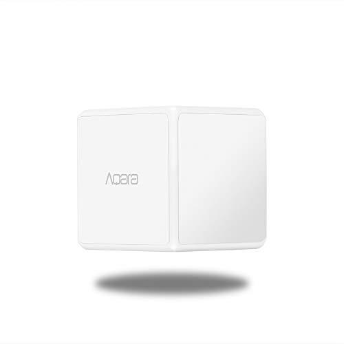 Chengjun per Aqara Controller cubo Magico, Magic Cube Controller Zigbee Version per Dispositivo Domestico Intelligente Lavoro per Mijia Home App
