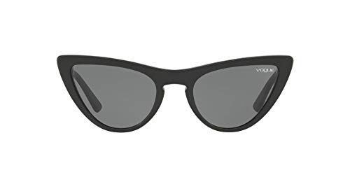 Vogue Eyewear 0VO5211S W44/87 54 Occhiali da sole, Nero (Black/Gray), Donna
