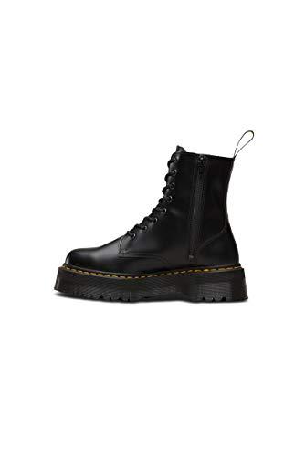 Dr. Martens Stivali Bassi Polished Smooth in Pelle DMSJADONBK15265001 Black Size:41