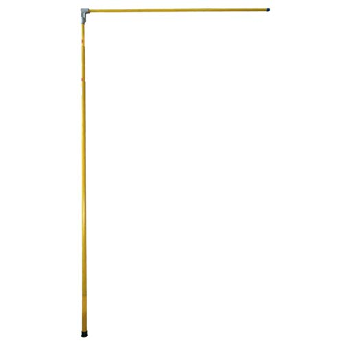 VULCAN The Original Quick Click Height Stick (Measures Up to 15 Feet)