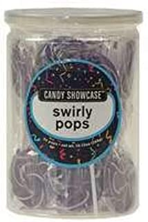 Lollipops Swirlypop Purple 24
