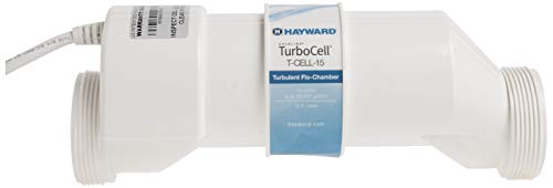 Hayward W3T-Cell-15 TurboCell Salt Chlorination Cell for In-Ground Swimming Pools