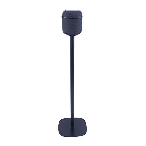 Vebos Standfuß Homepod Schwartz - Kompatibel mit Apple Homepod