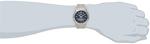[カシオ]腕時計ウェーブセプター電波ソーラーWVA-M630D-2AJFシルバー