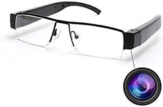 FREDI HD PLUS Spy Glasses Camera HD Video Recording Hidden Specs with 32 GB Memory Card Spectacles Full HD Lens 1920 Pixel Recording Spectacles Cam HD Video Audio Recorder