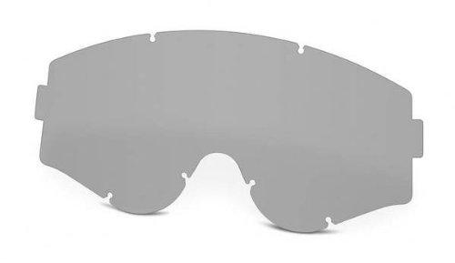 Oakley Lexan Lens Grey Lentes de reemplazo para gafas de sol, Multicolor, 0 Unisex Adulto