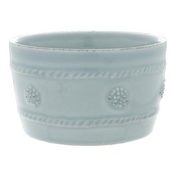 Juliska Berry & Thread Ice Blue Ramekin