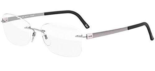 Occhiali da vista Silhouette TITAN ACCENT 5452/4498 Silver 51/19/0 donna