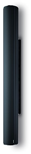 ceratec effeqt Maxi w mk III - Design wandlautsprecher - eloxal schwarz