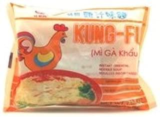 Kung-Fu Instant Oriental Noodle Soup (Chicken Flavor) - 2.82oz [Pack of 3]