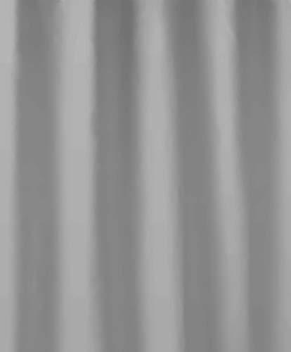 Kleine Wolke x Duschvorhang, Kunststoff, Schiefer, 240x180 cm