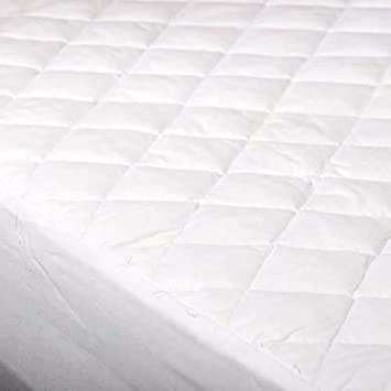 Abeera Bunk Bed Quilted Mattress Protector - (2ft- 6') Small Single