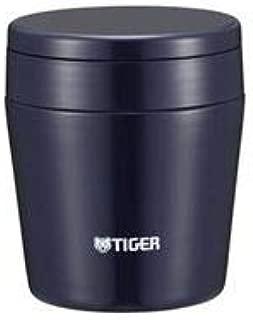 (まとめ) タイガー MCL-B025AI ステンレスカップ スープカップ 0.25L インディゴブルー 【×2セット】
