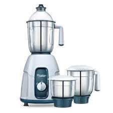 Prestige Stylo 750 Watt Mixer Grinder / Elektrische Mixer-Grinder / Nass- und Trockenmahlwerk – 750 Watt / 100% Edelstahl Gläser und Klingen