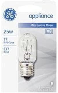 GE Lighting: 25W Microwave Bulb, 10692 2pk