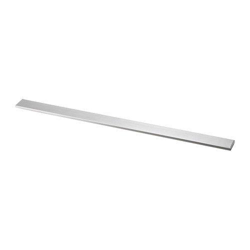 IKEA RIMFORSA Stange aus Edelstahl; Küchenleiste; (80cm)