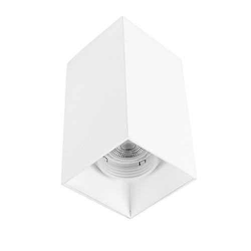 Projecteur de plafond moderne éclairage intérieur salon lampe chambre cuisine cylindre en métal LED approprié GU10 max 40 watt, TP147A-P
